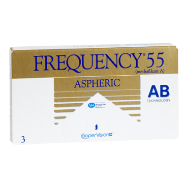 Frequency 55 ASPHEERIC